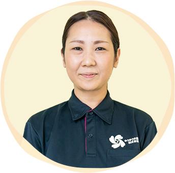 看護師  小賀裕美
